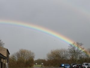 Slimbridge rainbow